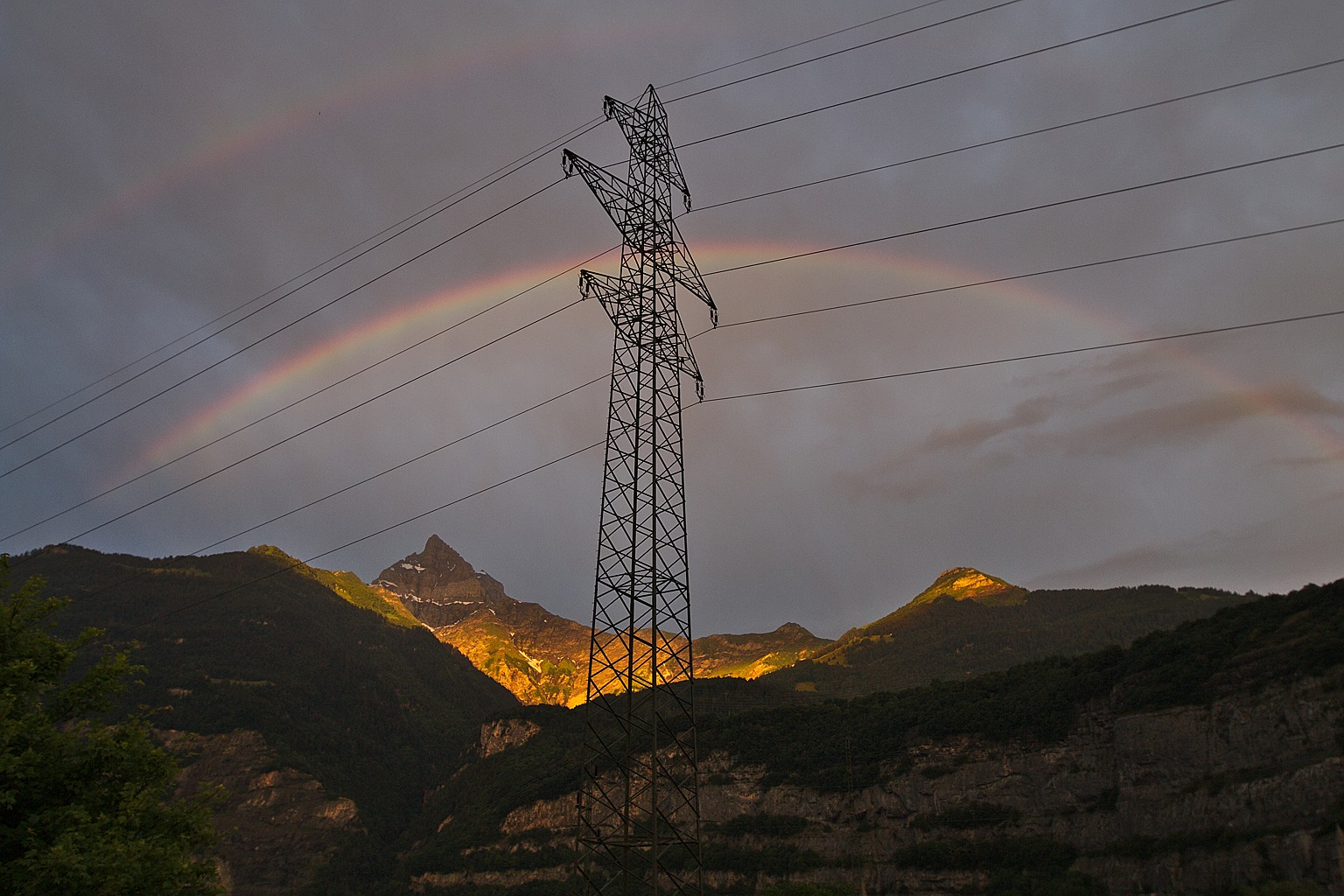 180705_0333 - Dents Du Midi - Rainbow